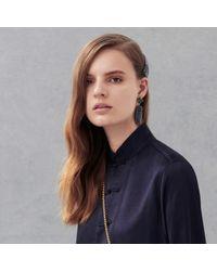 Trademark | Blue Cicada Earrings | Lyst