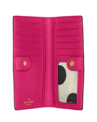 kate spade new york | Pink Cedar Street Stacy | Lyst