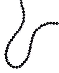Lana Jewelry | Black Noir Onyx Beaded Necklace | Lyst