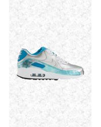 Nike | Metallic 'air Max 90' Sneaker | Lyst