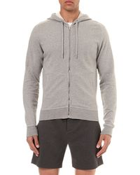 Orlebar Brown | Gray Asher Cotton Hoody - For Men for Men | Lyst