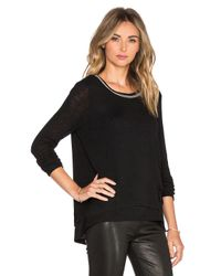 Sanctuary | Black Michelle Mash Up Top | Lyst