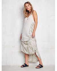Free People - Natural We The Free Womens We The Free Hailstorm Maxi - Lyst