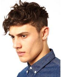 ASOS - Metallic Crystal Stud Earring for Men - Lyst