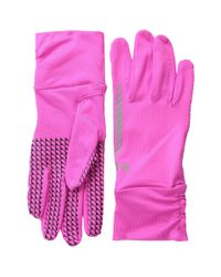 Under Armour | Pink Ua Layered Up! Liner Glove | Lyst