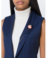 Marni - Pink Runway Hat Pin - Lyst