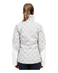 The North Face - White Condor Triclimate® Jacket - Lyst