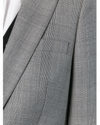 Paul Smith Black Label | Gray One-button Blazer | Lyst