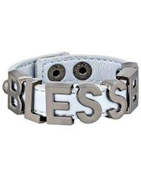 BCBGeneration | Gray Affirmation Blessed Bracelet | Lyst