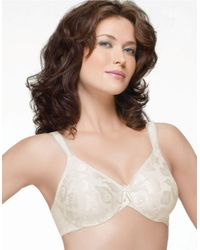 Wacoal | Natural Awareness Full Figure Underwire Bra | Lyst