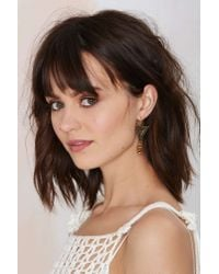 Nasty Gal | Metallic Catalina Earrings | Lyst