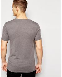ASOS | Multicolor Extreme Muscle Fit T-shirt With Crew Neck 5 Pack Save 20% for Men | Lyst