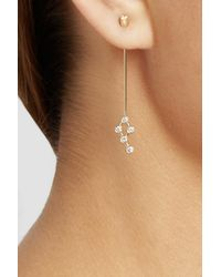 Sophie Bille Brahe - Metallic Dauphin Etoile 14-Karat Gold Diamond Earring - Lyst