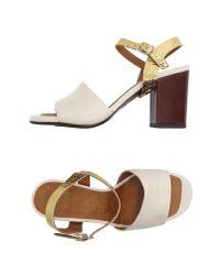 Chie Mihara - Natural Sandals - Lyst