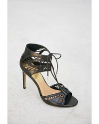 Forever 21 | Black Dolce Vita Henlie Sandals | Lyst