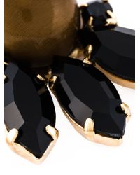 Marni | Black Clip-on Earrings | Lyst