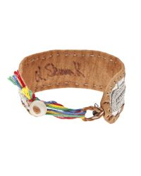 Maria Rudman | Brown Sami Bracelet | Lyst
