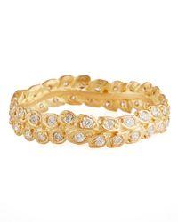 Jamie Wolf - Metallic 18K Gold Diamond Vine Ring - Lyst