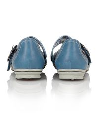 Lotus - Blue Hingis Casual Shoes - Lyst