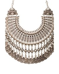 Natalie B. Jewelry - Blue Natalie B Fit For A Queen Necklace - Lyst