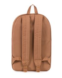 Herschel Supply Co. - Brown Classic Backpack Tan for Men - Lyst