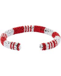 Isabel Marant | Red Beaded Necklace | Lyst