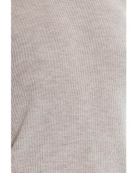 Theory - Natural Ellyna Sweater - Lyst