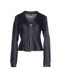 Meatpacking D - Blue Blazer - Lyst