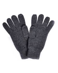 Cheap Monday - Gray Gloves for Men - Lyst