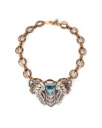 Lulu Frost | Metallic 50 Year Necklace #1 | Lyst
