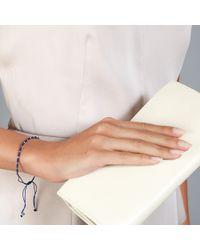 Biography | Blue Wisdom Skinny Bracelet | Lyst