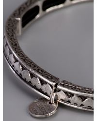 Philippe Audibert | Metallic Heart & Swirl Bangle | Lyst