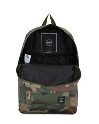 Herschel Supply Co. - Green 19l Heritage Studio Nylon Backpack - Lyst