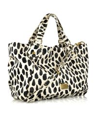 Marc By Marc Jacobs - Multicolor Franny Animal-print Pvc Tote - Lyst