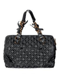 Marc Jacobs - Black Medium Leather Bag - Lyst