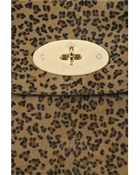 Mulberry - Multicolor Bayswater Leopard-print Bag - Lyst