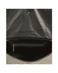 Marc Jacobs - Black Ossie Aztec Woven-leather Bag - Lyst