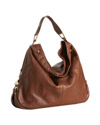 Rebecca Minkoff | Brown Cocoa Leather Nikki Hobo | Lyst