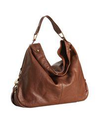 Rebecca Minkoff | Brown Cocoa Leather Nikki Hobo | Lyst