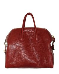 Givenchy - Red Large Antigona Top Handle - Lyst