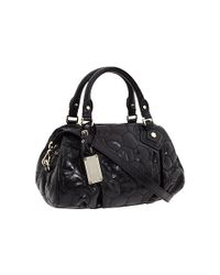 Marc By Marc Jacobs | Black Quilty Q Baby Groovee | Lyst
