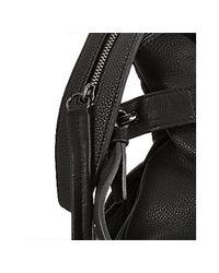 Balenciaga - Black Leather Neo Classic Top Handle Bag - Lyst