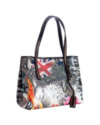 Jimmy Choo | Multicolor Project Pep Tote | Lyst