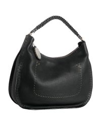 Fendi | Black Selleria Hobo | Lyst