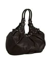 Gucci | Black Ssima Pelham Medium Hobo | Lyst