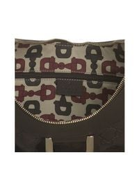 Gucci - Brown D Gold Large Hobo Bag - Lyst