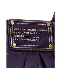 Marc By Marc Jacobs - Purple Grape Juice Nylon Q Mabel Tote Bag - Lyst