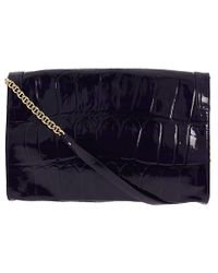 kate spade new york - Purple Marble Head Paola - Lyst