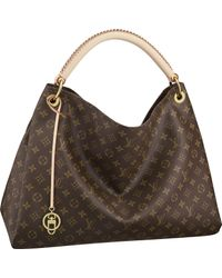 Louis Vuitton | Brown Artsy Mm | Lyst