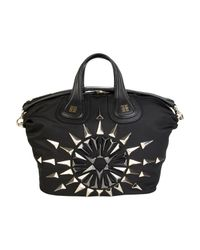 Givenchy | Black Studded Nightingale Bag | Lyst